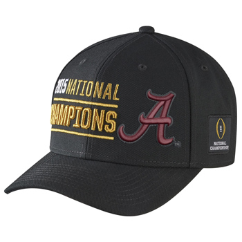 2015 National Champs Locker Room Coaches Cap