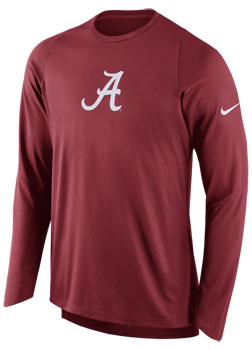 Long Sleeve Shooter Top