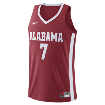 #7 Basketball Replica Jersey