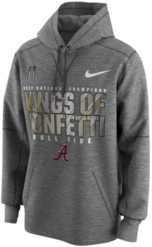 National Champs Locker Room Performance Hoody