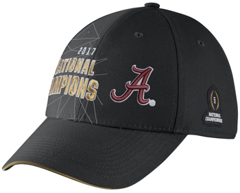 National Champs Locker Room Coach's Cap