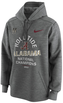 National Champs Arch Circuit Performance Hoody
