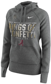 National Champs Missy Locker Room Performance Hoody