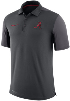 Script A Nike Team Issue Polo