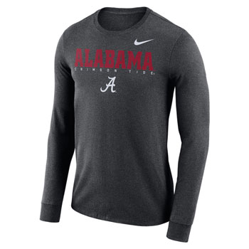 Long Sleeve Dri-FIT Cotton Facility Tee