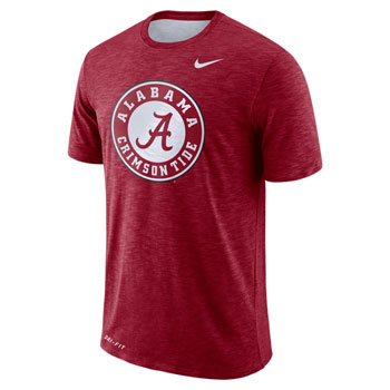 Athletic Seal Dri-FIT Cotton Sideline Slub Tee