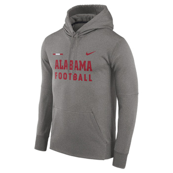 ALABAMA FOOTBALL Therma-FIT Hoody