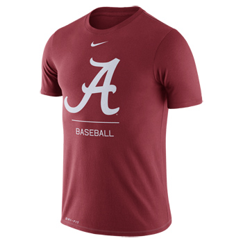 NIKE Dri-FIT Cotton Dugout Baseball Tee