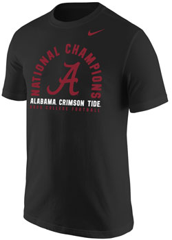 National Champs Arched Tee