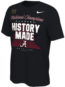 Youth National Champs Locker Room Tee
